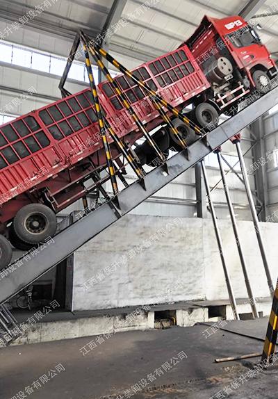江西液压翻板卸车机如何延长使用寿命